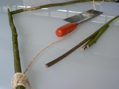 Premier arc brisé au cours de fabrication
