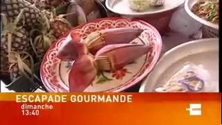 Đưa nộm (gỏi) chuối vào một chương trình ẩm thực ngoại quốc chẳng hạn ...