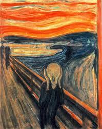 Edward Munch, Le Cri (Ảnh Google Image )