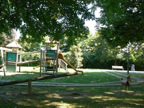 Padova cũng là thành phố của trẻ : đây là sân chơi ...