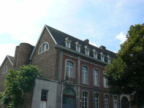 L'Hôtel de Grady se trouve près de lq plqce St Lambert et de l'Opéra