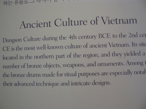 Bảng giới thiệu về Việt Nam