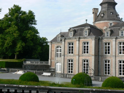 Un beau château pour abriter un grand congrès
