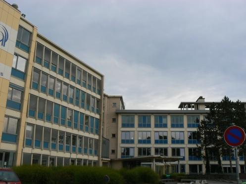 Đây là một trong những tòa nhà thêm vào ở thế kỷ thứ XX