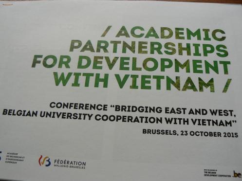 Hợp tác Đại học cho phát triển với Việt Nam là một chương trình hiện hữu từ bốn thập kỷ