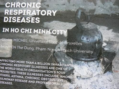 Chương trình hợp tác y khoa về các bệnh đường hô hấp