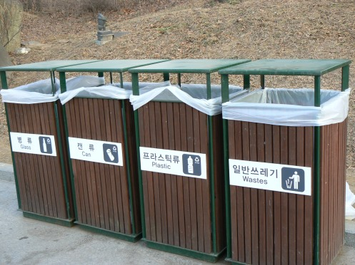 Cũng ở Seoul, trong một công viên