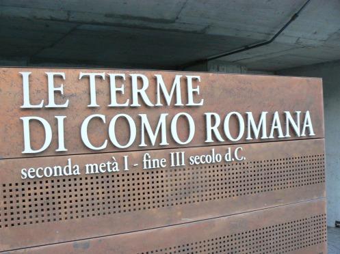 Chỗ tắm công cộng thời La mã