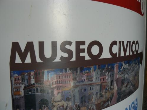 Bảo tàng viện Dân sự nằm trong tòa nhà ấy