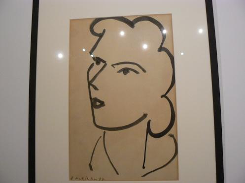 Một tranh vẽ của Henri Matisse