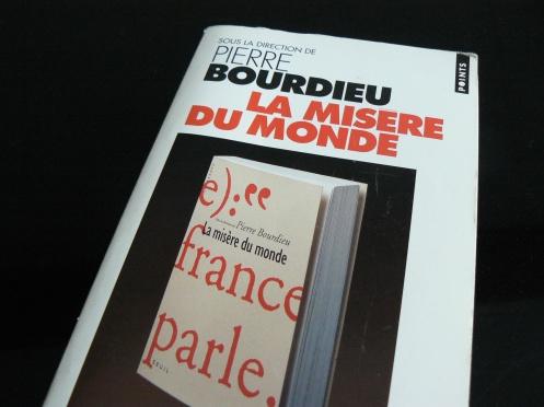 Sự khốn khổ của thế gian. Chủ biên: Pierre Bourdieu
