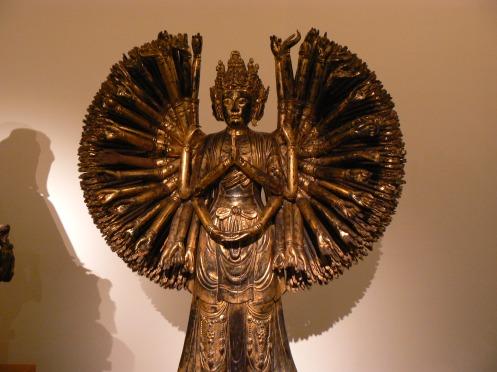 Phật bà trăm tay